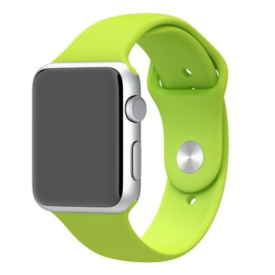 Ремешок Sport для Apple Watch 42мм (MJ4U2) Green - 4