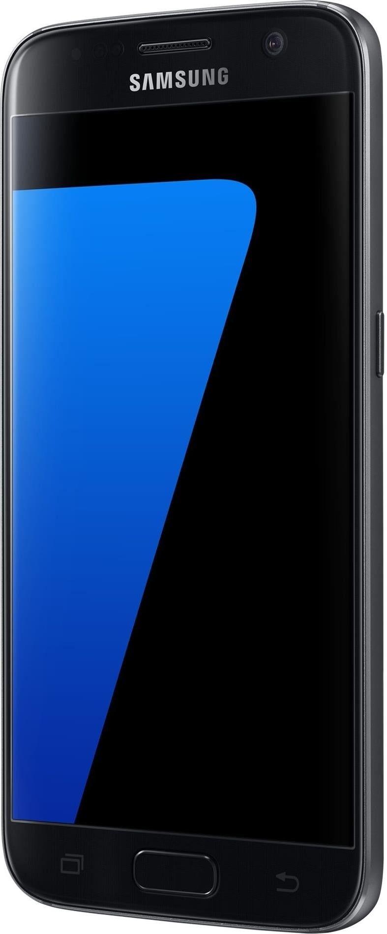 Мобильный телефон Samsung Galaxy S7 Duos G930 (SM-G930FZKUSEK) Black - 1
