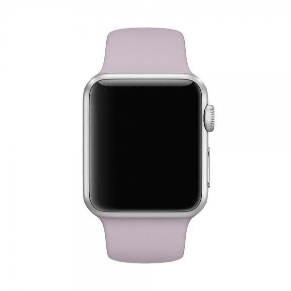 Ремешок Sport для Apple Watch 42мм (MLL22) Lavender - 1