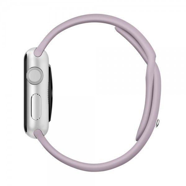Ремешок Sport для Apple Watch 42мм (MLL22) Lavender - 2