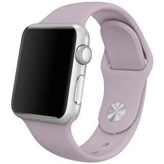 Ремешок Sport для Apple Watch 42мм (MLL22) Lavender - 3