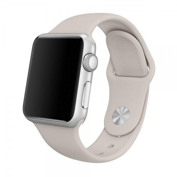 Ремешок Sport для Apple Watch 42мм (MLKY2) Stone - 4