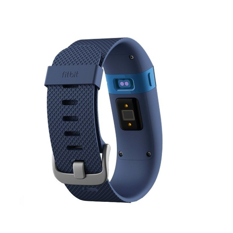 Фитнес-трекер Fitbit Charge HR Large Blue (FBHRBUL) - 1