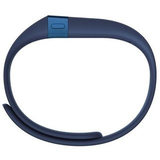 Фитнес-трекер Fitbit Charge HR Large Blue (FBHRBUL) - 2