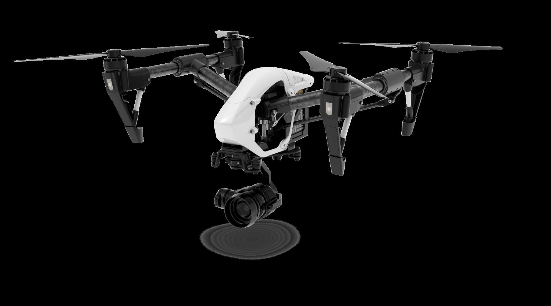Квадрокоптер с камерой DJI Inspire 1 Pro - 2