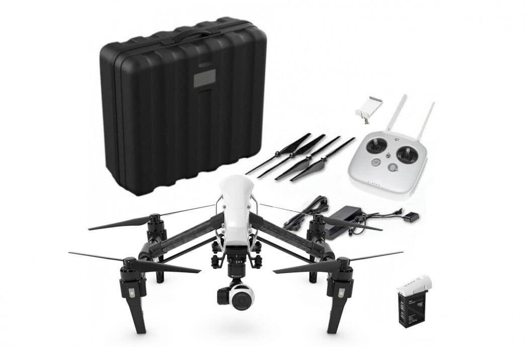 Квадрокоптер с камерой DJI Inspire 1 Pro - 3