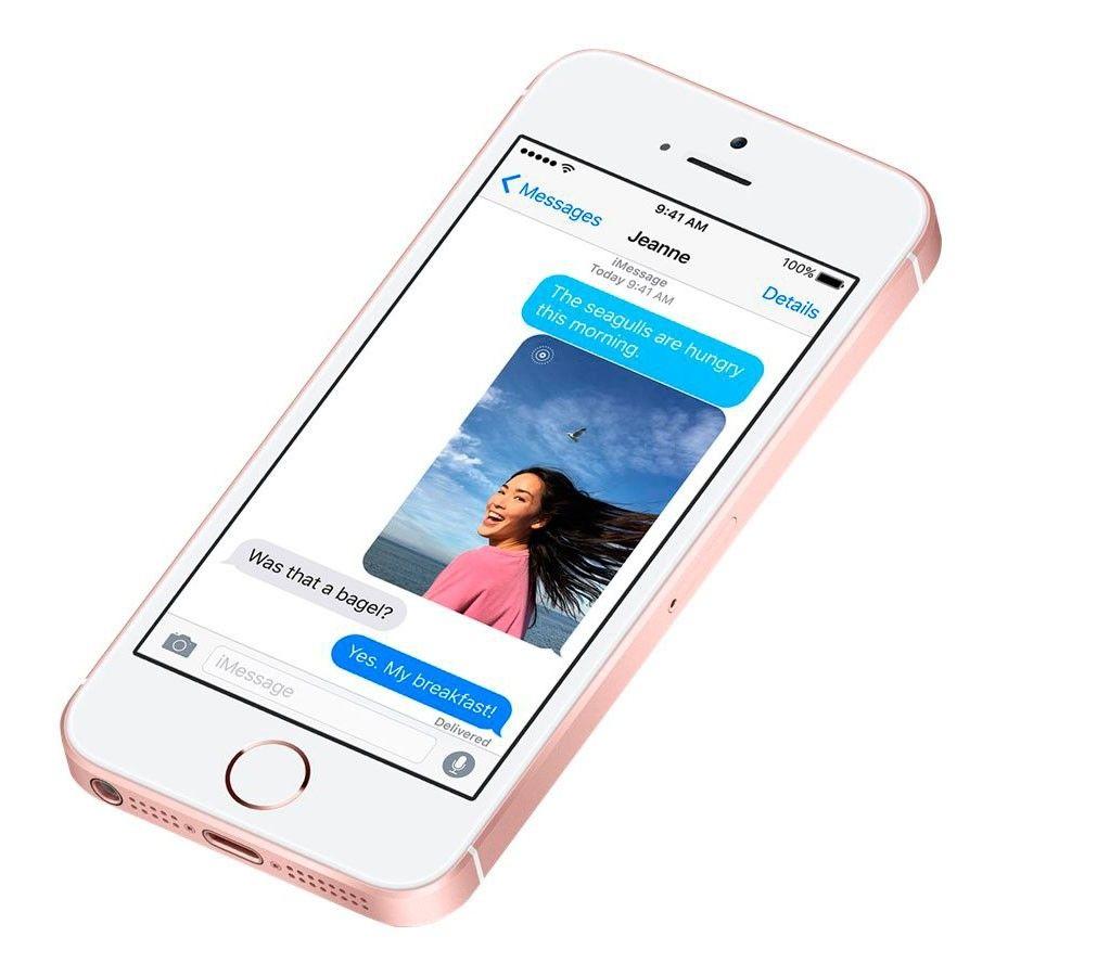 Мобильный телефон Apple iPhone SE 16GB Rose Gold - 1