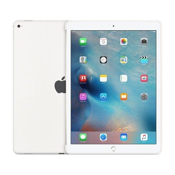 "Силиконовый чехол Apple Silicone Case для  iPad Pro 12.9"" (MK0E2ZM/A) White - 3"