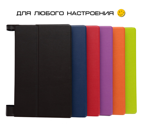 Чехол-книжка BeCover Smart Case для Lenovo Yoga Tablet 3 Pro X90 Black - 4