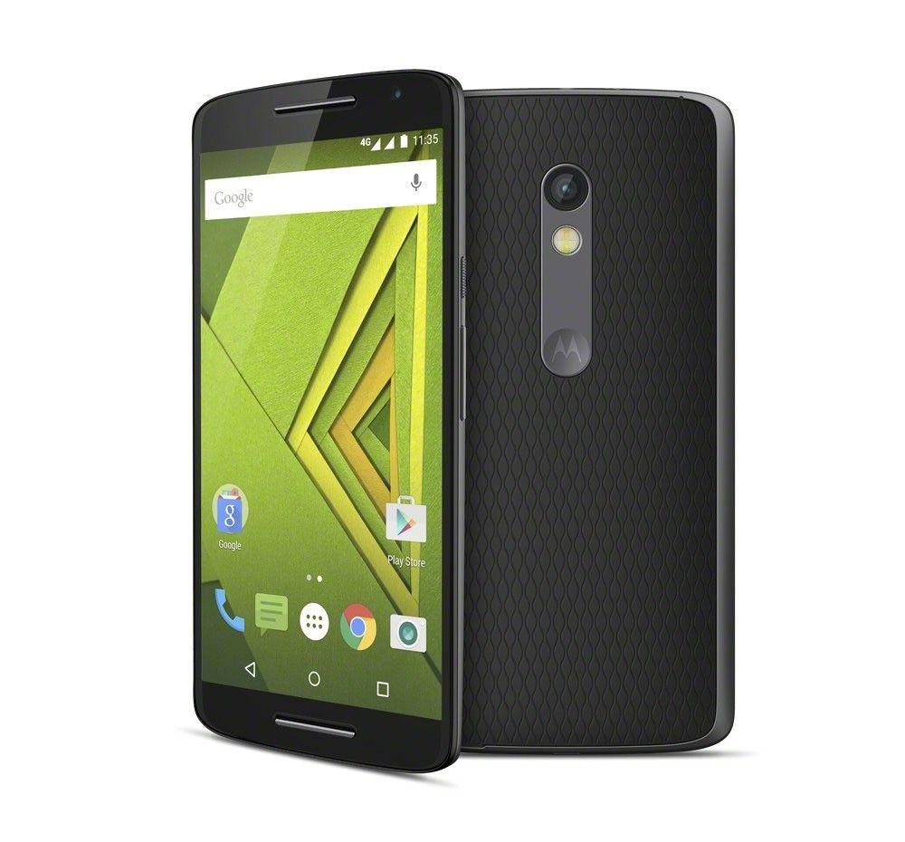 Мобильный телефон Motorola Moto X Play (XT1562) 16GB SS Black - 5