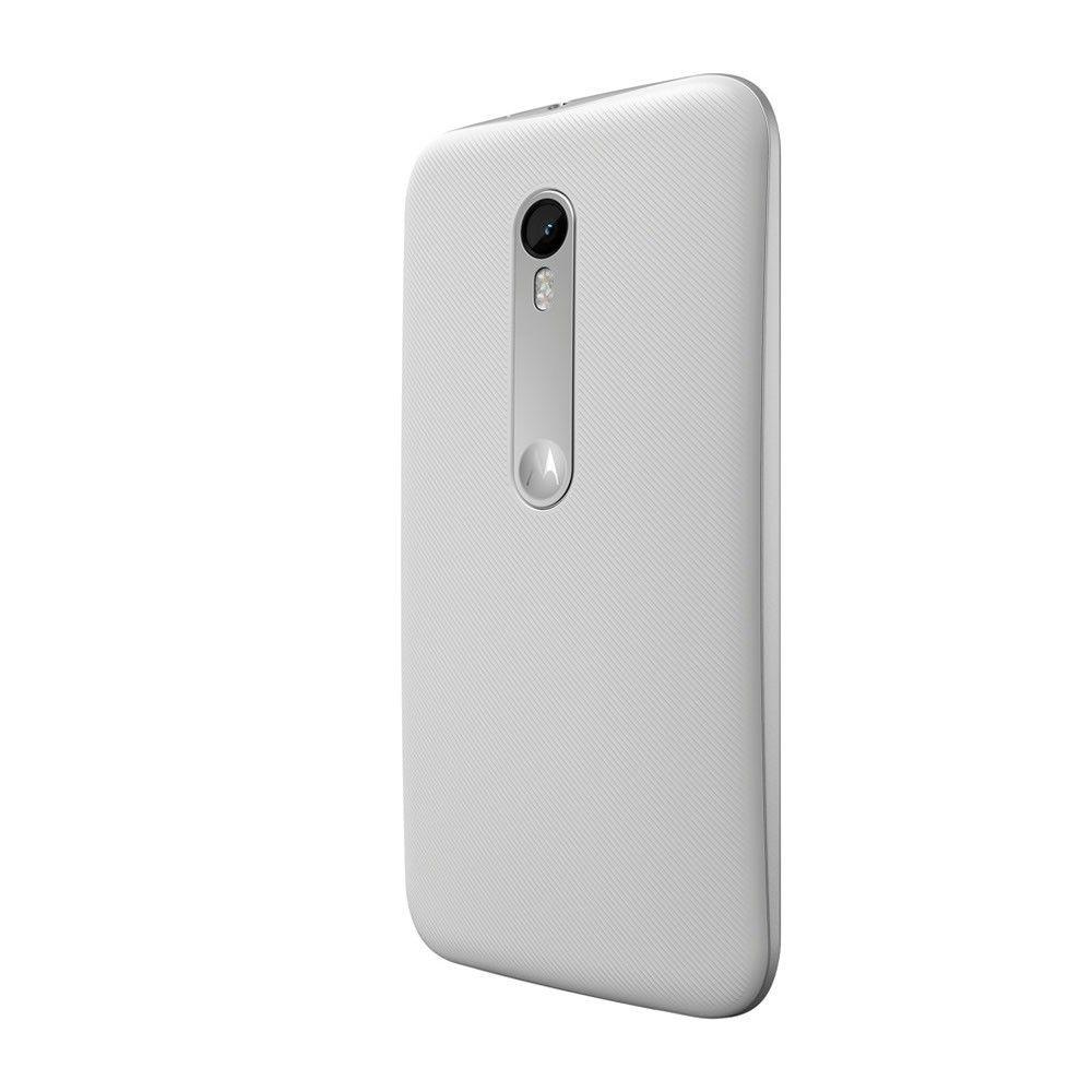 Мобильный телефон Motorola Moto G 16GB (XT1550) White - 1