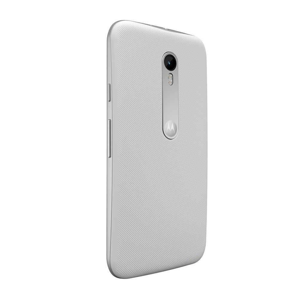 Мобильный телефон Motorola Moto G 16GB (XT1550) White - 2