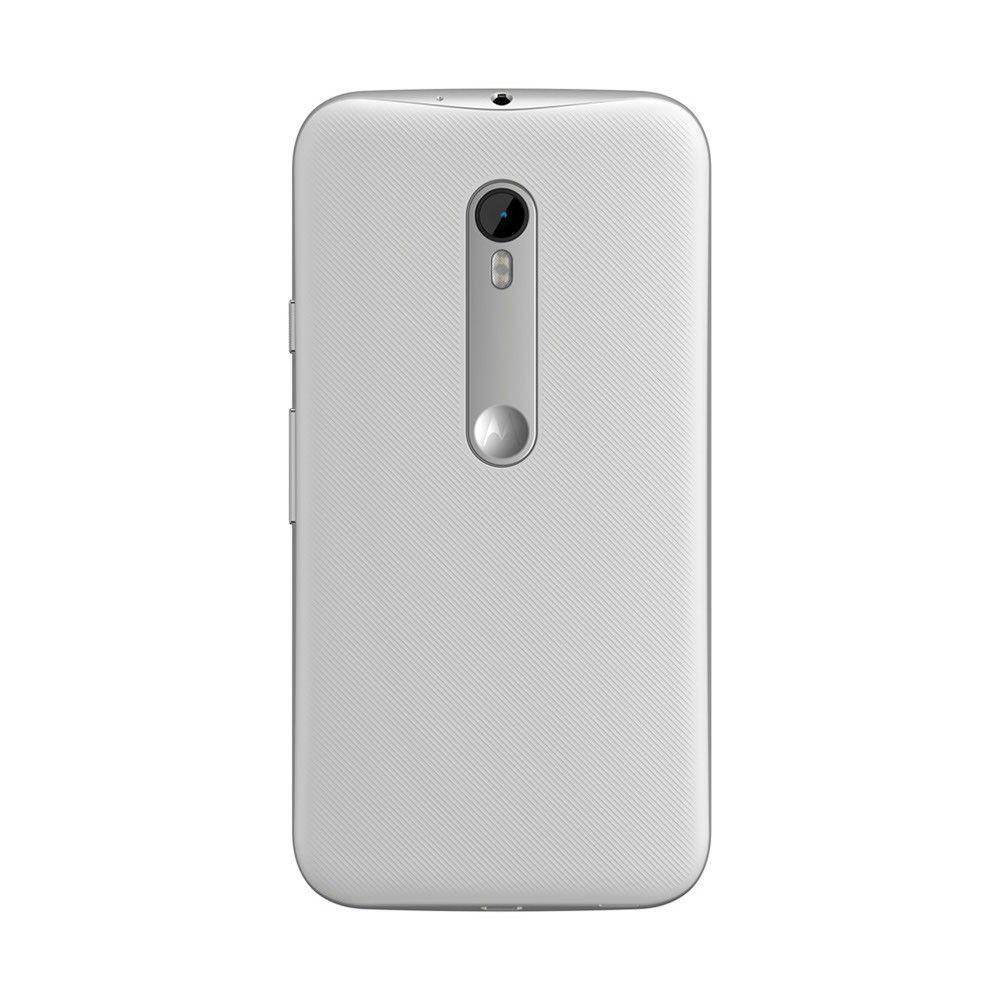Мобильный телефон Motorola Moto G 16GB (XT1550) White - 3
