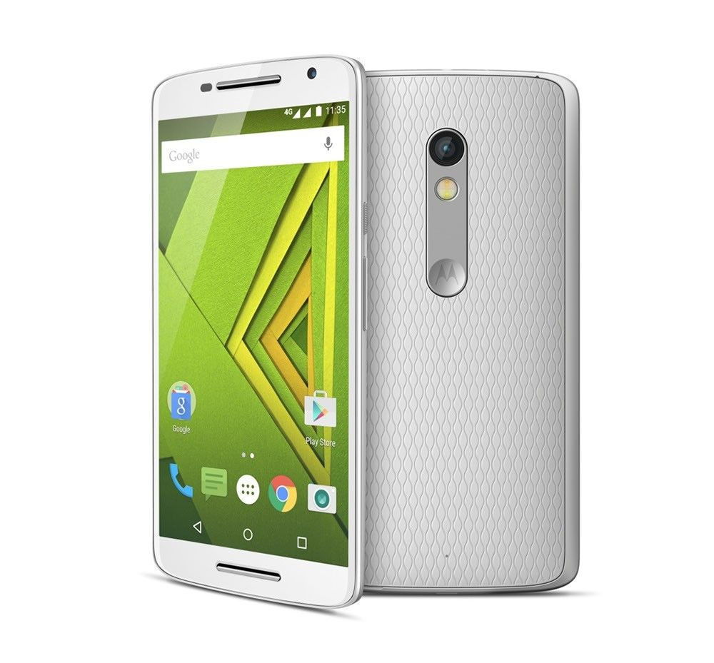 Мобильный телефон Motorola Moto X Play (XT1562) 16GB SS White - 5