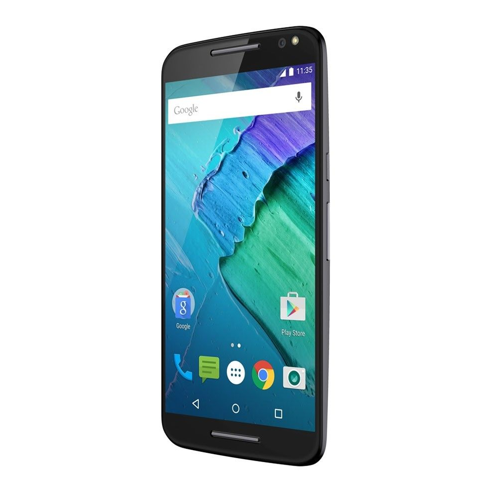 Мобильный телефон Motorola Moto X Style (XT1572) 16GB SS Black - 1