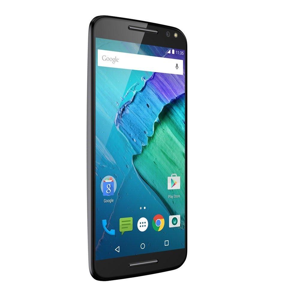 Мобильный телефон Motorola Moto X Style (XT1572) 16GB SS Black - 4