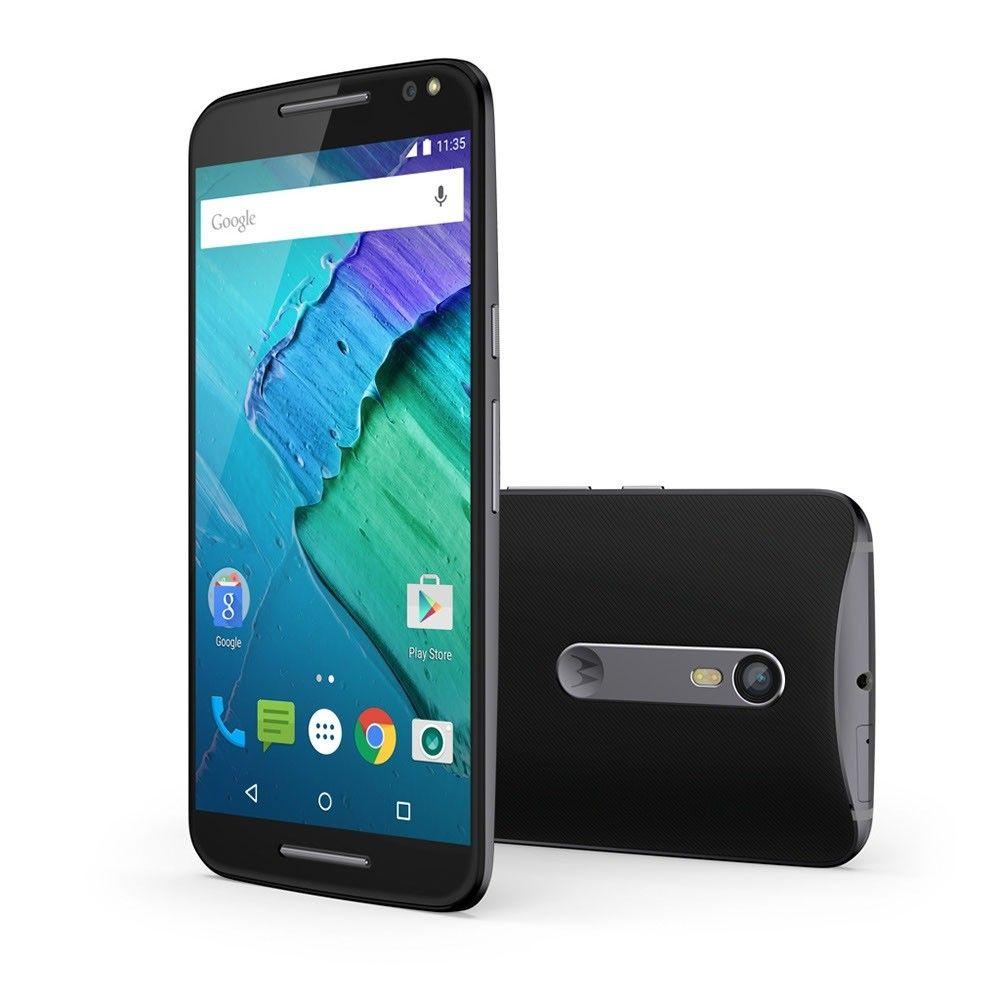 Мобильный телефон Motorola Moto X Style (XT1572) 16GB SS Black - 6