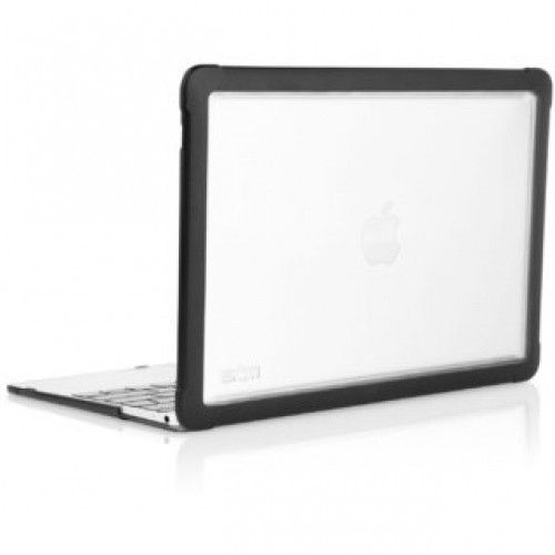STM Dux Black (stm-122-094m-01) for MacBook Air 13 - 3
