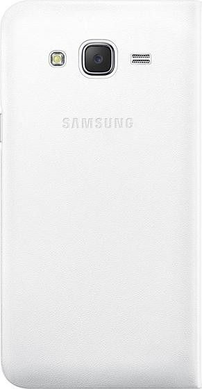 Чехол-книжка для Samsung Galaxy J5 White (EF-WJ510PWEGRU) - 1