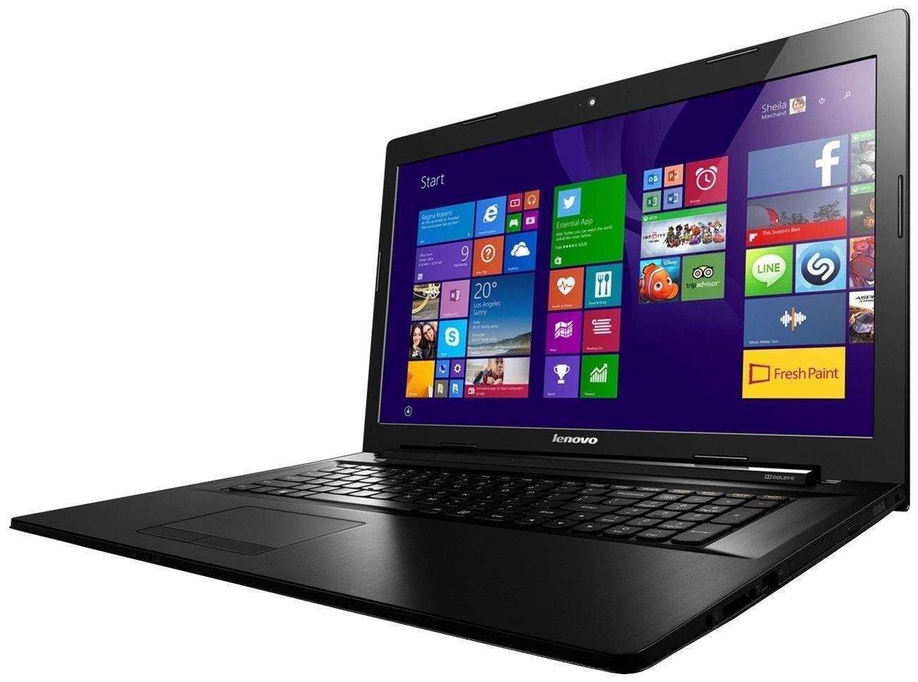 Ноутбук Ноутбук Lenovo IdeaPad G70-80 (80FF00D3UA) - 3