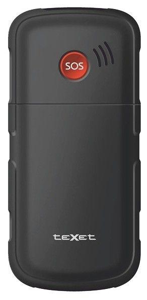Мобильный телефон Texet TM-B113 Black - 1