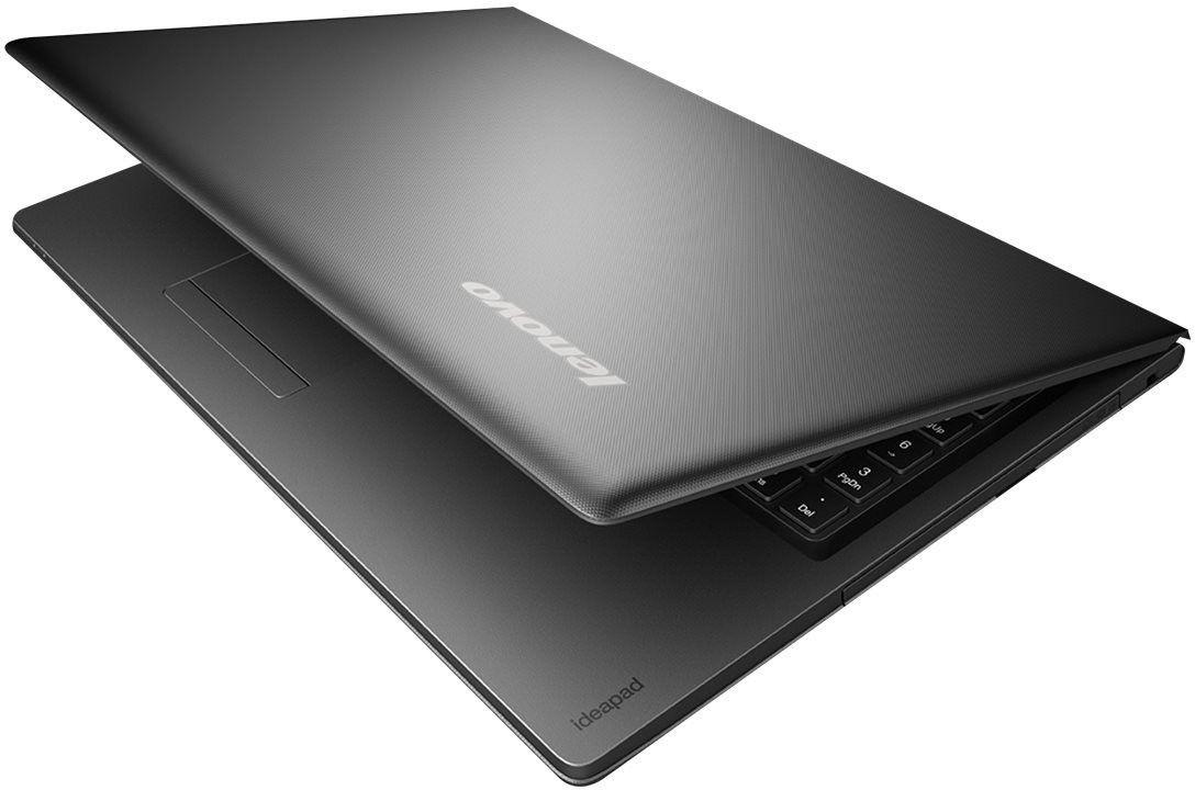 Ноутбук Lenovo IdeaPad 100-15 (80QQ008EUA) Black - 3