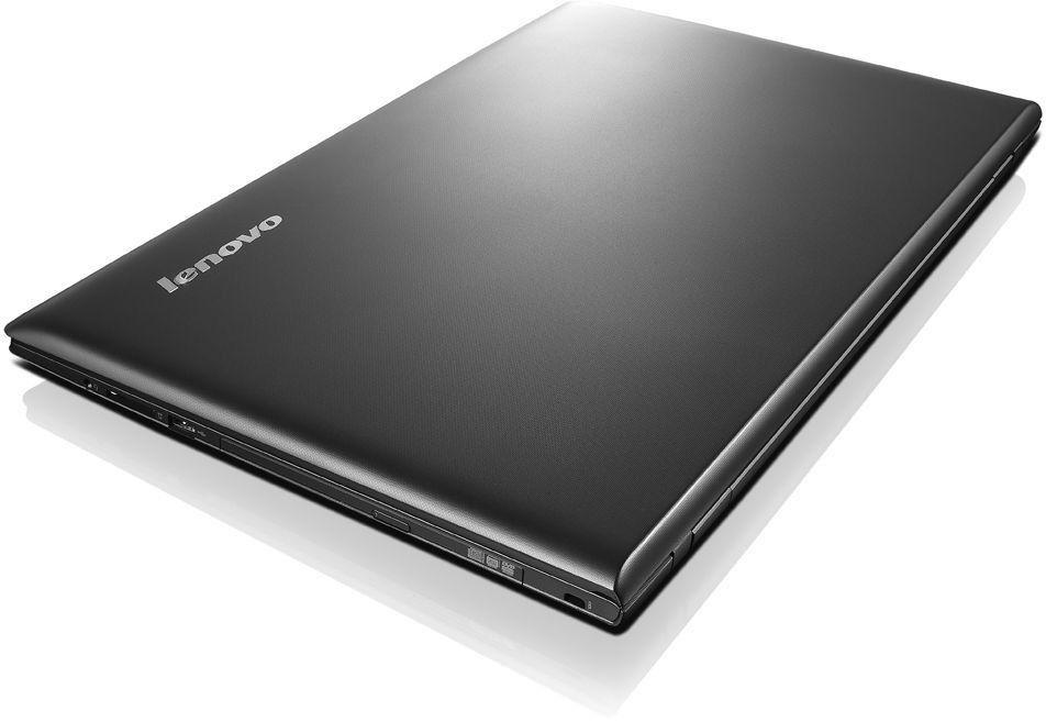 Ноутбук Lenovo G70-80 (80FF00DDUA) Black - 2