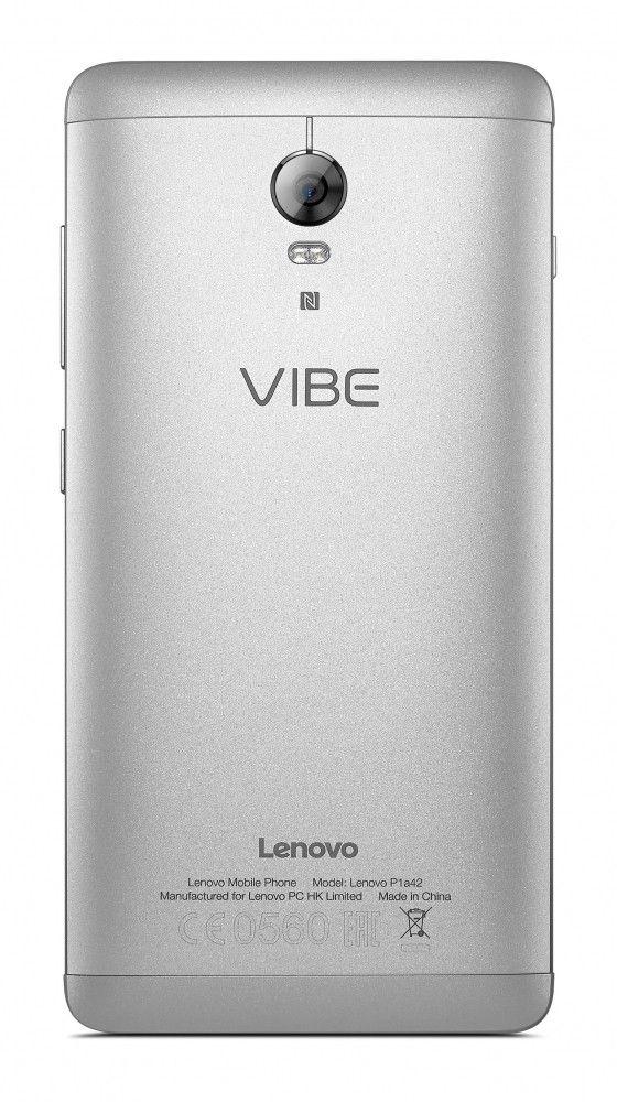Мобильный телефон Lenovo VIBE P1 Pro Silver - 1