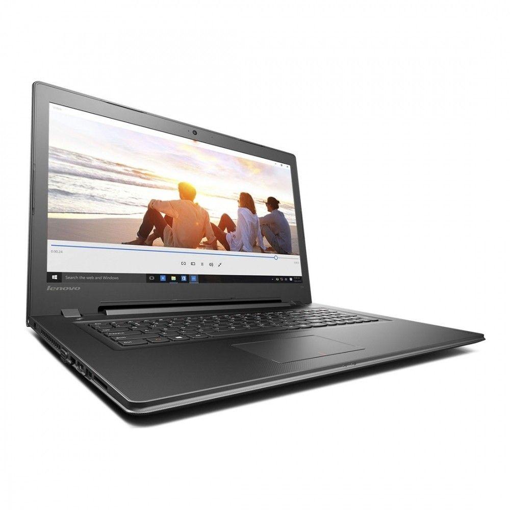 Ноутбук Lenovo IdeaPad 300-15 (80M300G6UA) Black - 2