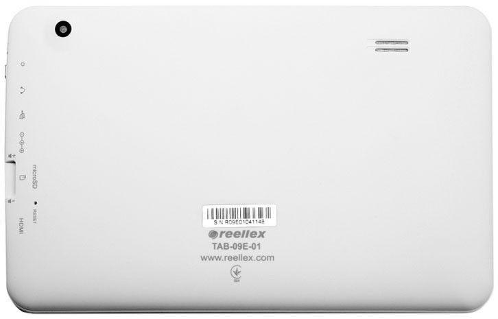 Планшет Reellex ТАВ 09Е-01 - 1