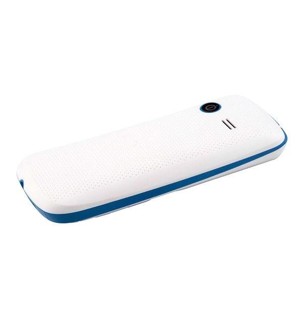 Мобильный телефон Nomi i183 White-Blue - 2