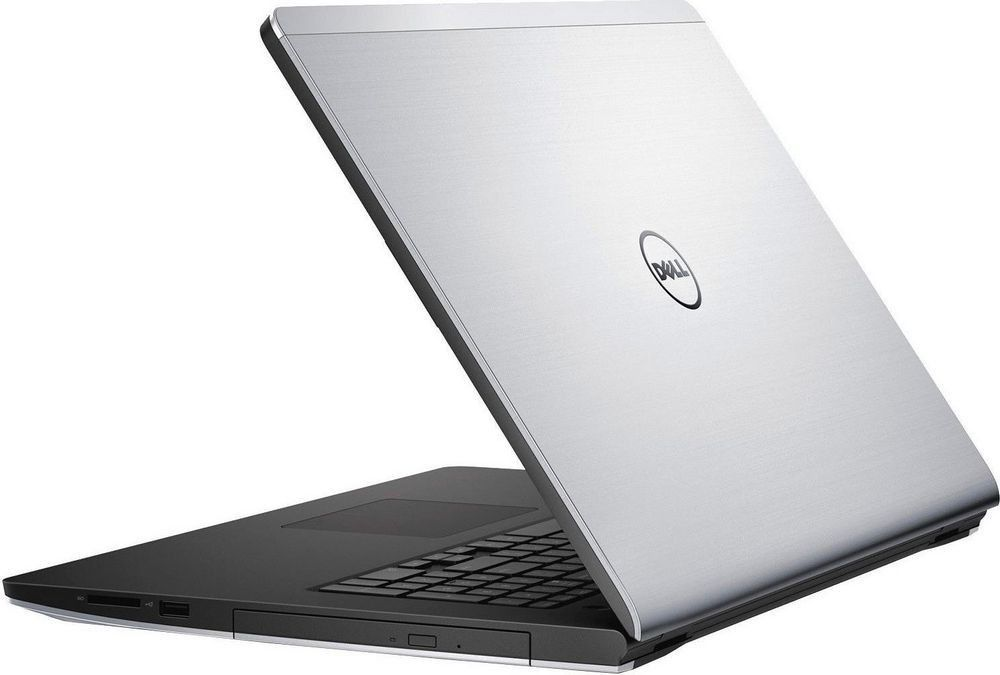 Ноутбук Dell Inspiron 5758 (I57P45DIL-R46S) Silver - 1