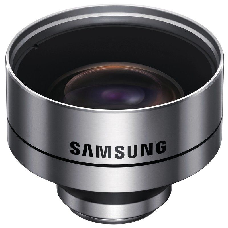 Чехол Lens Cover Samsung Galaxy S7 Edge Black (ET-CG935DBEGRU) - 1