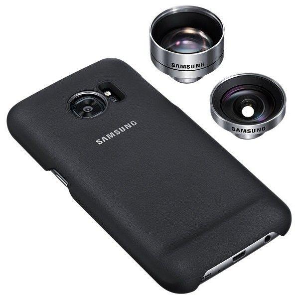 Чехол Lens Cover Samsung Galaxy S7 Edge Black (ET-CG935DBEGRU) - 3