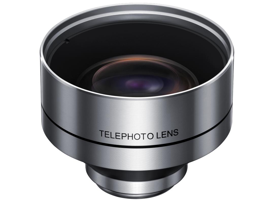 Чехол Lens Cover Samsung Galaxy S7 Edge Black (ET-CG935DBEGRU) - 5
