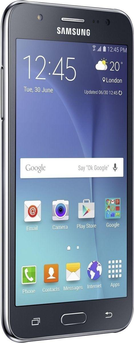 Мобильный телефон Samsung Galaxy J5 J500H/DS Black - 1