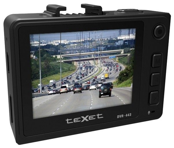 Видеорегистратор Texet DVR-443 - 1
