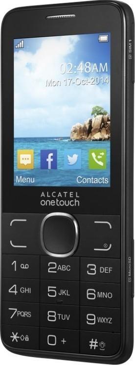 Мобильный телефон Alcatel One Touch 2007D Gray - 1
