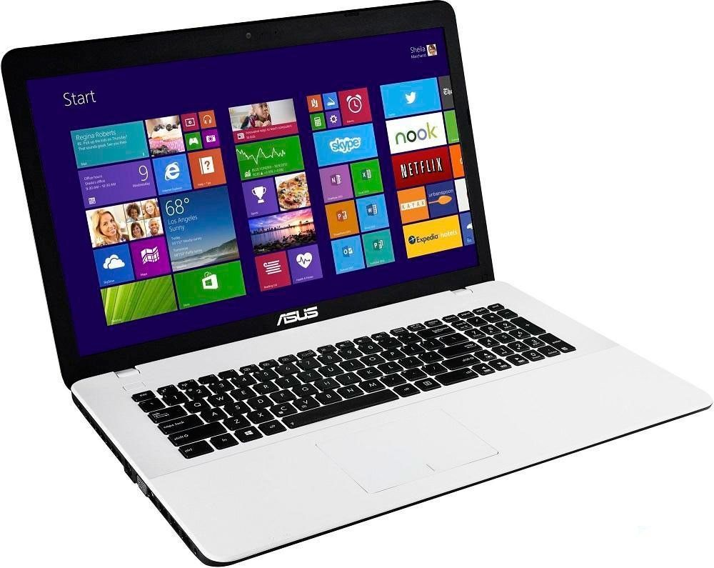 Ноутбук Asus X751LB (X751LB-T4249D) White - 4