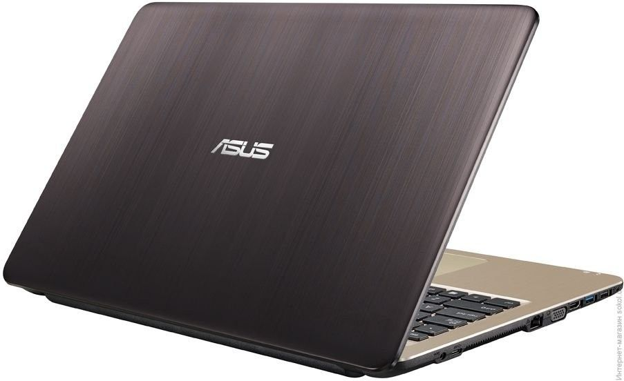 Ноутбук Asus X540LA (X540LA-DM005D) Chocolate Black - 2