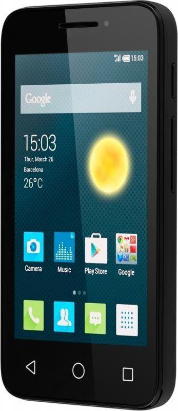 Мобильный телефон Alcatel PIXI 3 4013D Black - 2