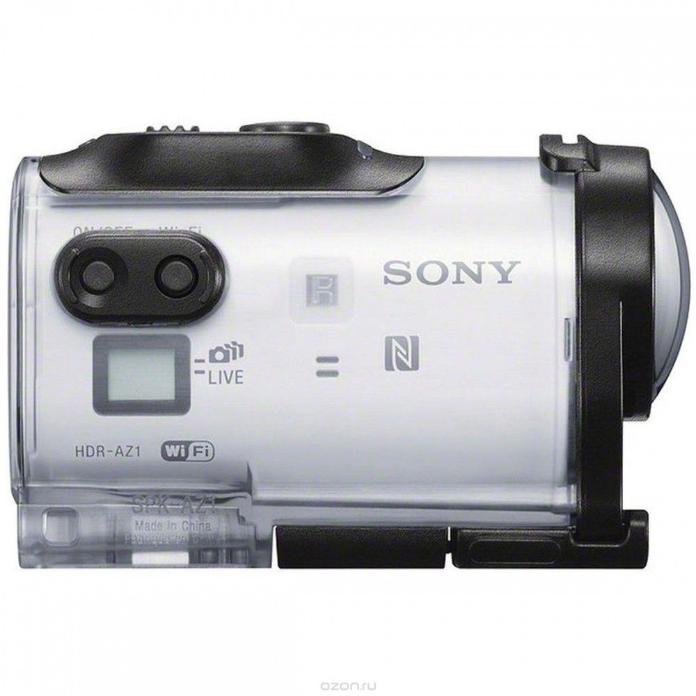 Экшн-камера SONY Action Cam AS200 White (HDR-AS200) - 3