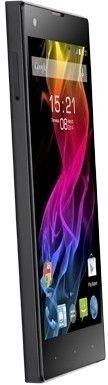 Мобильный телефон Fly IQ4511 Octa Tornado One Black - 4