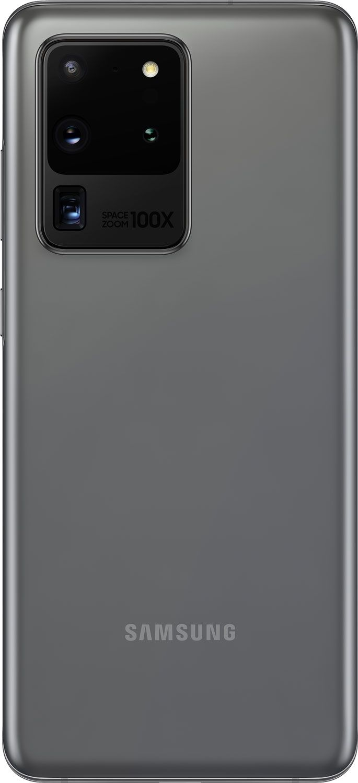 Смартфон Samsung Galaxy S20 Ultra (SM-G988BZADSEK) Gray от Територія твоєї техніки - 3