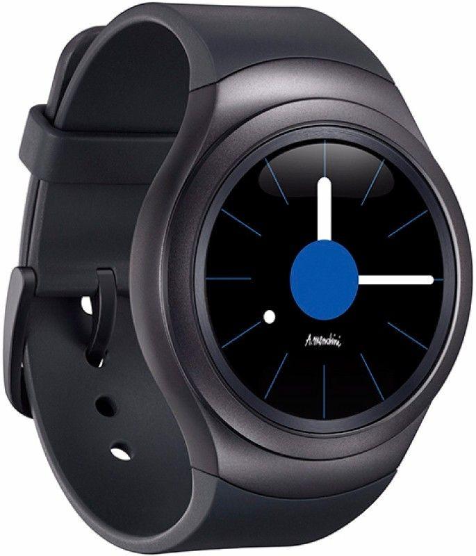 Смарт часы Samsung Galaxy Gear S2 (SM-R7200ZKABTU) Black - 1