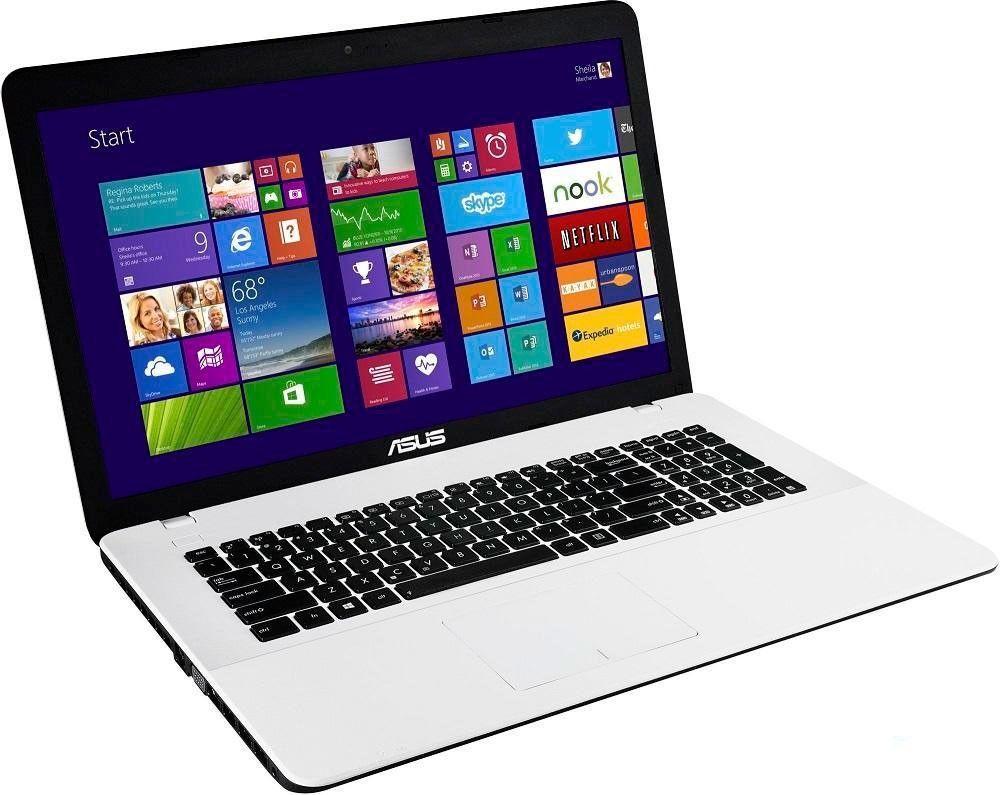 Ноутбук Asus X751LB (X751LB-T4248D) White - 4