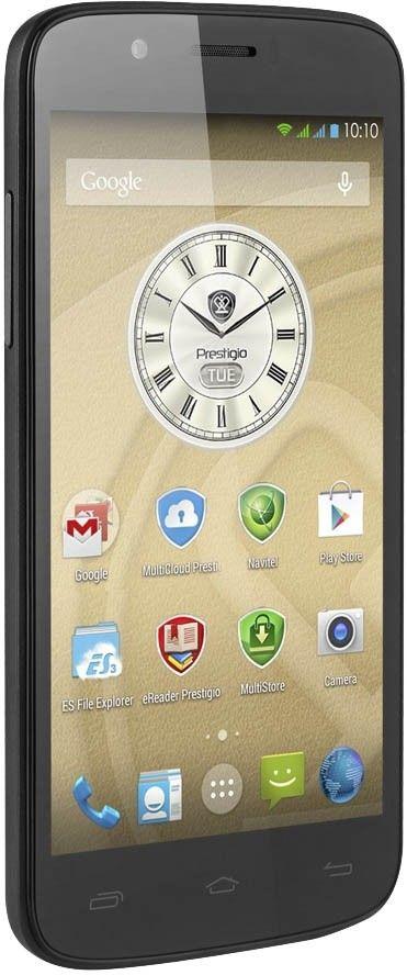 Мобильный телефон Prestigio MultiPhone 5504 DUO Metal - 4
