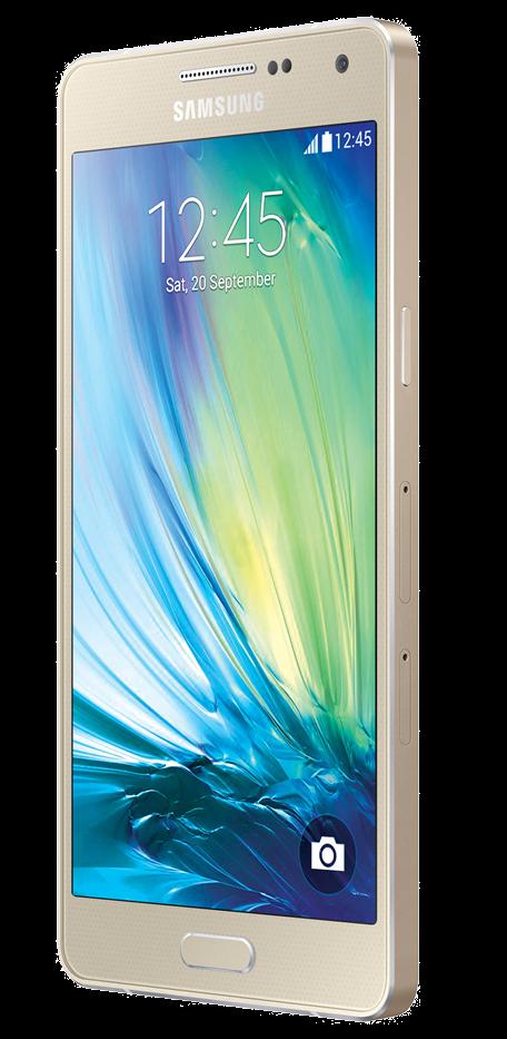 Мобильный телефон Samsung Galaxy A5 Duos SM-A500H Gold - 3