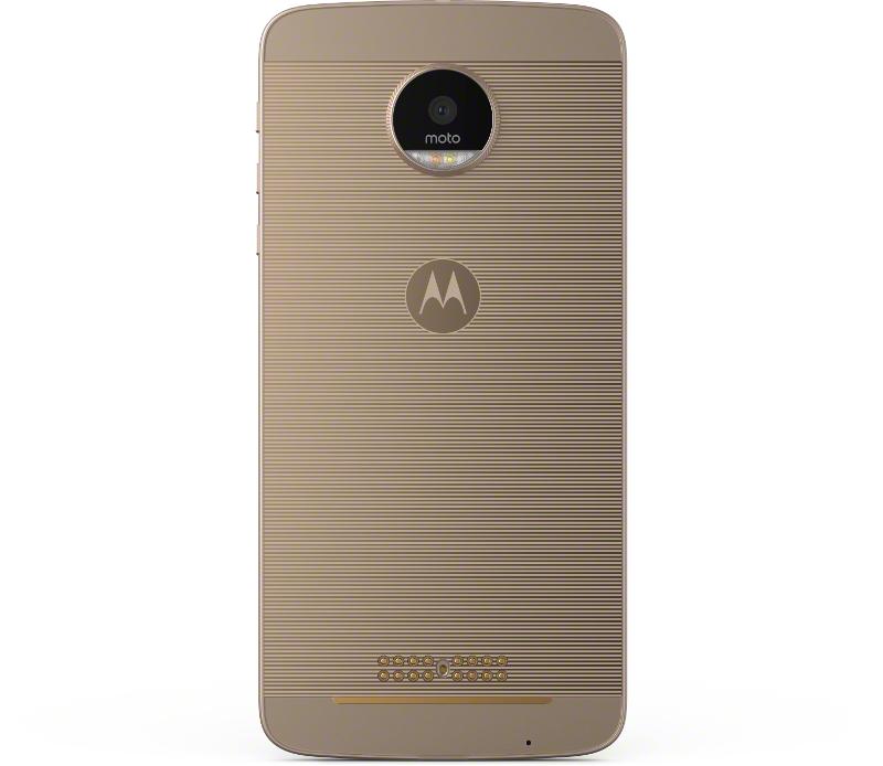 Мобильный телефон Motorola Moto Z Gold - 2
