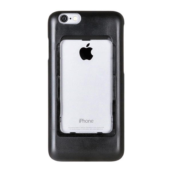Чехол Elari CardPhone Case for iPhone 6/6s Black (LR-CS6-BLCK) - 3